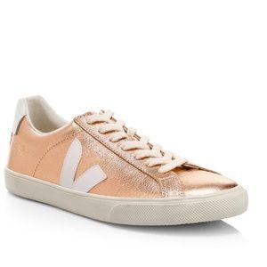 Veja Esplar sneaker - rose gold